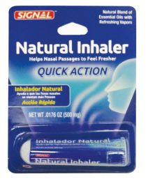24 Units of Natural Inhaler 500 mg - Baskets