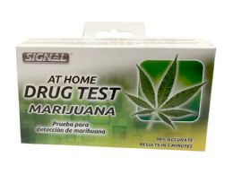 24 Units of SIGNAL MARIJUANA DRUG TEST 1 COUNT - Personal Care Items