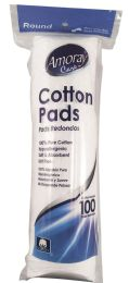 48 Units of AMORAY COTTON PADS 100 COUNT - Skin Care