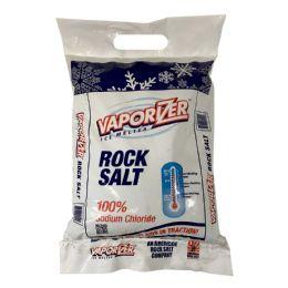 VAPORIZER ROCK SALT 25LB BAG ICE MELTER 100% SODIUM CHLORIDE - Store