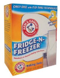 12 Units of ARM AND HAMMER BAKING SODA 14 OZ FRIDGE N FREEZER - Cleaning Products