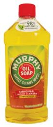 9 Units of Murphy Oil Soap Wood Cleaner 16 Oz Concentrated Original - Soap & Body Wash
