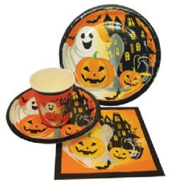72 Units of Party Solution Party Set Halloween - Party Favors
