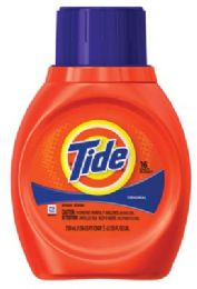 6 Units of Tide Liquid Laundry Detergent 25 Oz 16 Loads Original - Laundry Detergent
