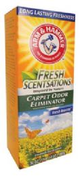 6 Units of Arm And Hammer Carpet Odor Eliminator 30 Oz Fresh Breeze - Cleaning Products