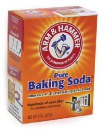 24 Units of Arm And Hammer Baking Soda 8 oz - Cleaning Products