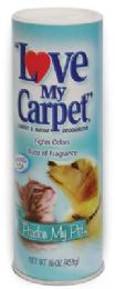 12 Units of Love My Carpet Carpet And Room Deodorizer 14 Oz Pardon My Pet - Air Fresheners