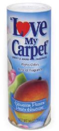 12 Units of Love My Carpet Carpet And Room Deodorizer 14 Oz Hawaiian Passion - Air Fresheners