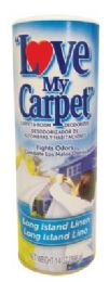 12 Units of Love My Carpet And Room Deodorizer 14 Oz Long Island Linen - Air Fresheners