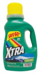 8 Units of Xtra Liquid Laundry Detergent 51 Oz 34 Loads Concentrated Mountain Rain ** 5 Cases Min** - Laundry Detergent