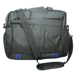 12 Units of Pride Shoulder Bag 15.5 X 11.5 X 5 In With Black/blue - Shoulder Bags & Messenger Bags