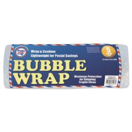 48 Units of BUBBLE WRAP ROLL 12 IN X 5 FEET PERFORATED - Boxes & Packing Supplies