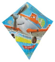 30 Units of SKY DIAMOND POLY KITE 23 ASTD LICENSED DESIGNS - Summer Toys