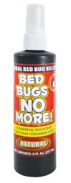 12 Units of Bed Bugs No More! Natural 8oz - Pest Control