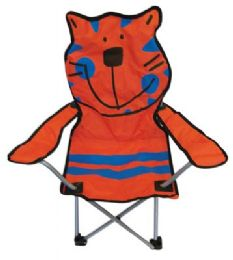 6 Units of Camping Chair For Kids 26 X 14 X 14 Cat Designn - Camping Gear