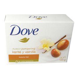 48 Units of Dove Bar Soap Shea Butter 135g - Soap & Body Wash