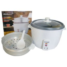 4 Units of Brentwood Rice Cookerandsteamer 1.8 Liter Ul Listed - Kitchen Gadgets & Tools