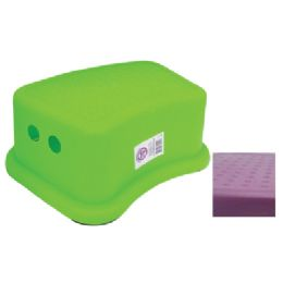 30 Units of Plastic Step/sitting Stool Children'sastd Colors - Home Accessories