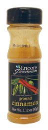 12 Units of Encore Cinnamon Ground 2.12 oz - Food & Beverage