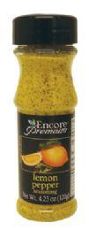 12 Units of Encore Lemon Pepper 4.23 oz - Food & Beverage