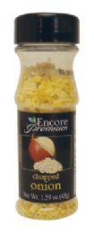 12 Units of Encore Chopped Onion 1.59 oz - Food & Beverage
