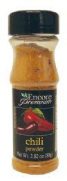 12 Units of Encore Chili Powder 2.82 oz - Food & Beverage