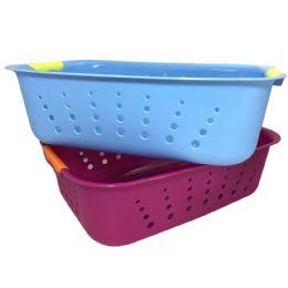 12 Units of ALL PURPOSE STORAGE BAASKET 16 - Baskets
