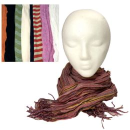 48 Units of Ladies Fashion Scarves Astd co - Womens Fashion Scarves