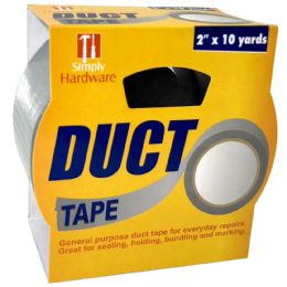 36 Units of SIMPLY HARDWARE DUCT TAPE 2X - Store