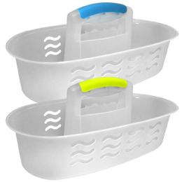 48 Units of All Purpose Caddy Oval 16x8 - Bathroom Accessories