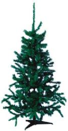 4 Units of Party Solutions Christmas Tree - Christmas Decorations