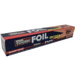 48 Units of Real Tough Aluminum Foil 12x2 - Aluminum Pans