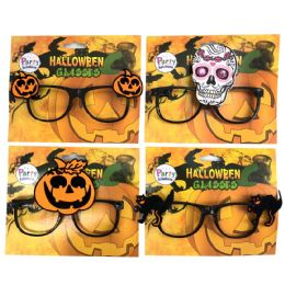 36 Units of Party Solutions Halloween Glas - Halloween & Thanksgiving