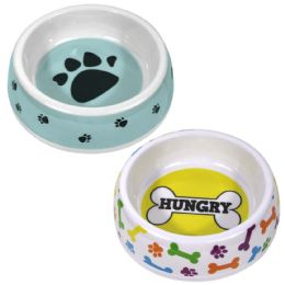 48 Units of Simply For Pets Melamine Dog B - Pet Supplies