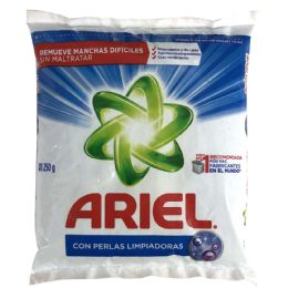 36 Units of ARIEL POWDER LAUNDRY DETERGENT - Laundry  Supplies