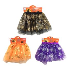 36 Units of Party Solutions Girls Hallowee - Halloween & Thanksgiving