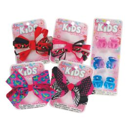 48 Units of Girls Hair Accessories Hair cl - Hair Accessories
