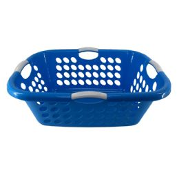 12 Units of Laundry Basket 25 X 18.5 X 1 - Laundry Baskets & Hampers