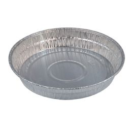500 Units of Foil Round Pan 8 - Aluminum Pans