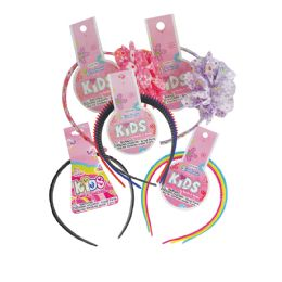 48 Units of Girls Hair Accessories Headban - Hair Accessories