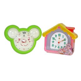 6 Units of Clock Kittens And Bear Children - Clocks & Timers