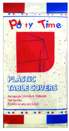 48 Units of Party Solutions Table Cover 54 - Party Paper Goods