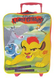 "4 Units of Disney Rolling Luggage 16""""lion Guard - Bags Of All Types"