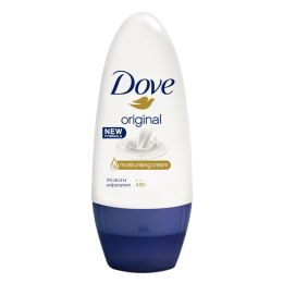 24 Units of DOVE DEOD ROLL ON 50 ML ORIGINAL - Store