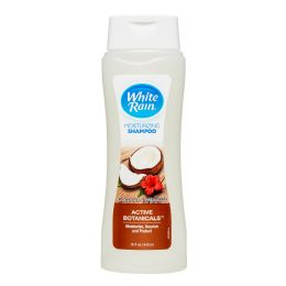 6 Units of White Rain Shampoo Coconut And Hibiscus 15 oz - Shampoo & Conditioner