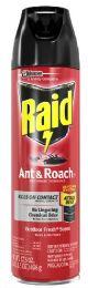 12 Units of RAID ANTANDROACH KILLER FRESH 17.5 OZ - Bug Repellants