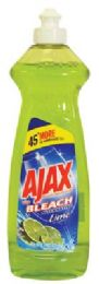 20 Units of Ajax Dish Liq Lime 14 oz - Cleaning Products