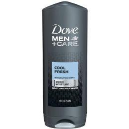 12 Units of DOVE BODYWASH 400 ML COOL FRESH MEN - Store