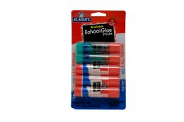 36 Units of Elmers 2 Gel Stick And 3 Glue Stick In Pdq - Glue