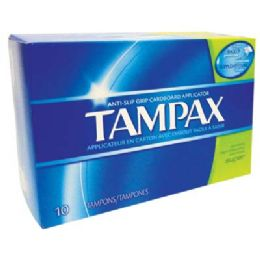 48 Units of TAMPAX 10CT SUPER - Personal Care Items